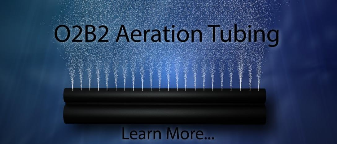 o2b2 Aeration tubing